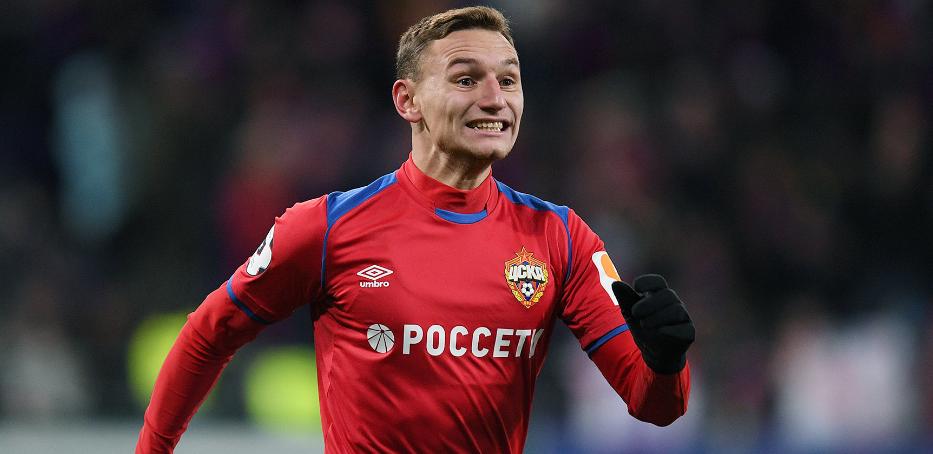 «ЦСКА» готов отпустить Чалова в один из клубов Бундеслиги за 10 миллионов евро