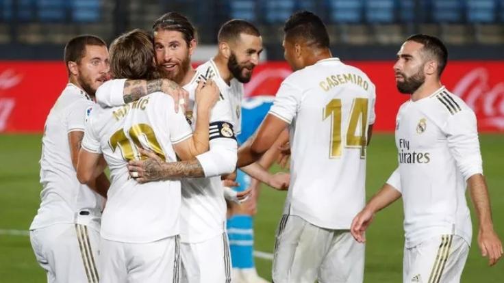 Прогноз на 24.06.2020. Реал Мадрид - Мальорка