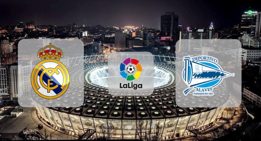 """""""Реал"""" Мадрид– """"Алавес"""". Прогноз на матч Ла Лиги 10.07.2020"""