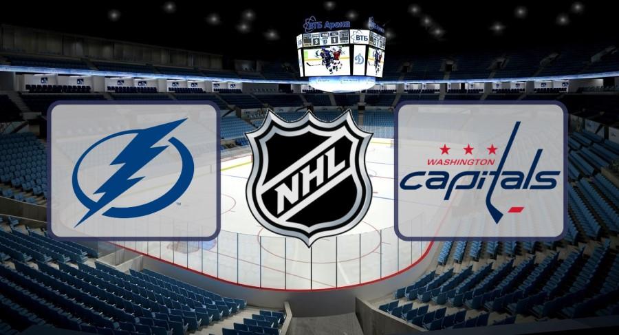 """Тампа-Бэй"" – ""Вашингтон"". Прогноз на плей-офф НХЛ 03.08.2020"