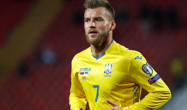 Букмекер оценил вероятность возвращения Ярмоленко в «Динамо»