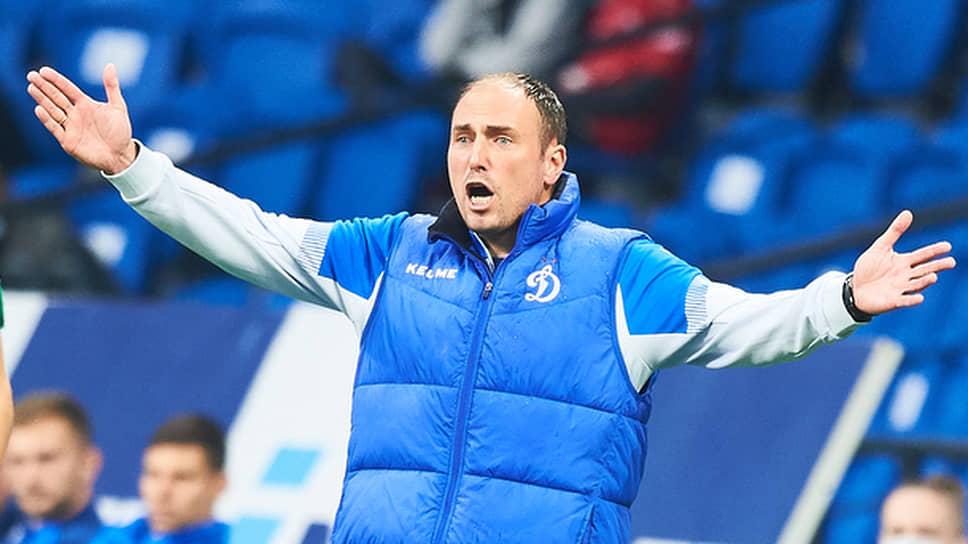 Букмекеры оценили будущее «Динамо» после увольнения тренера