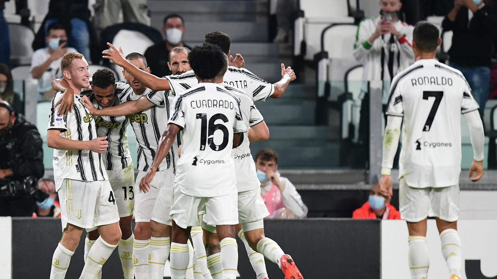 Букмекеры снизили коэффициент на провальный сезон «Ювентуса»