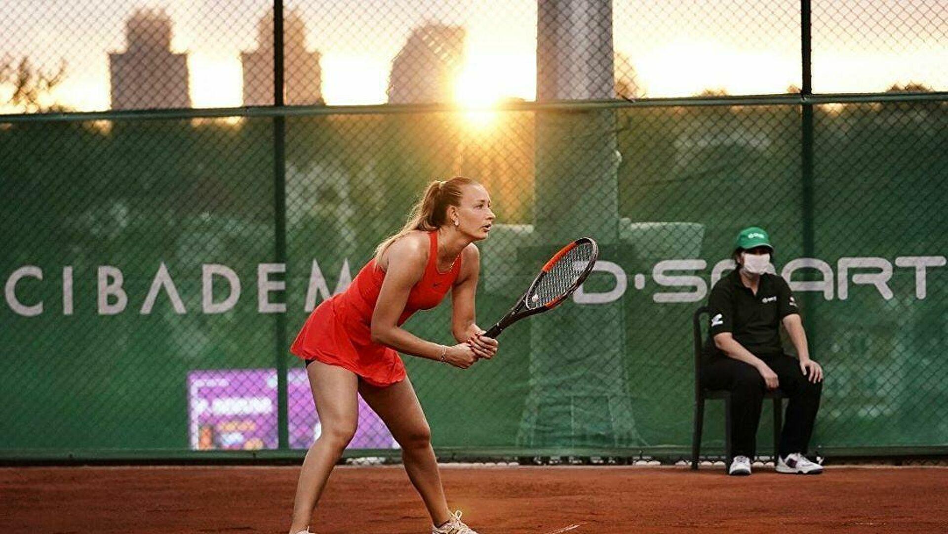 Российская теннисистка подозревается в договорном матче на «Ролан Гаррос»