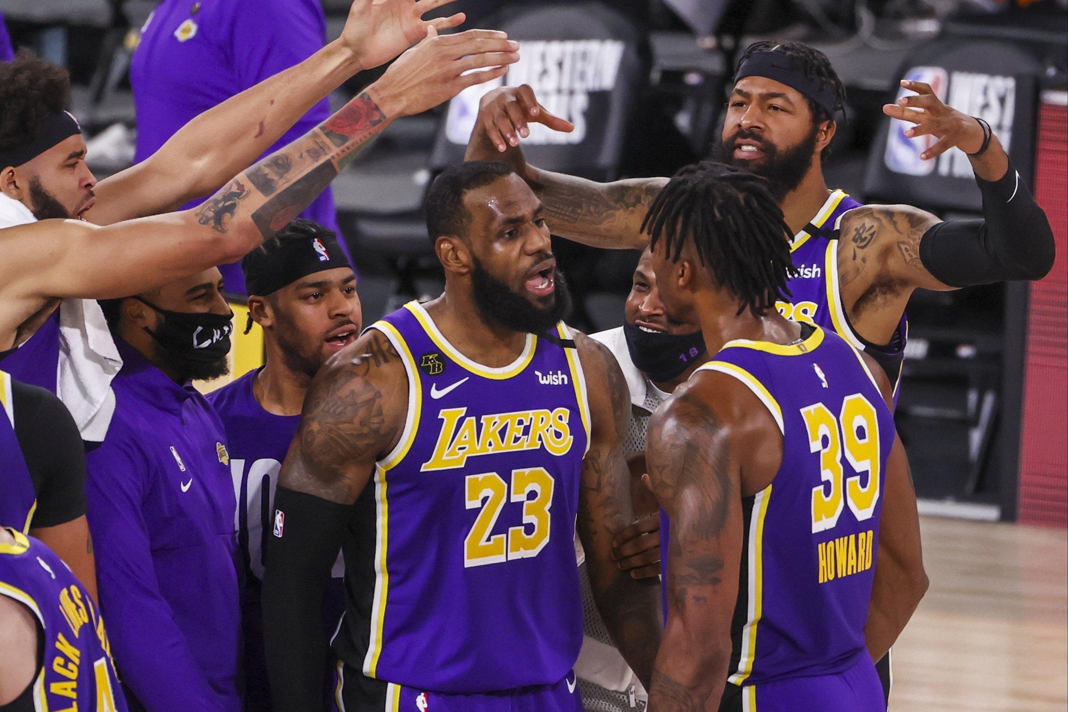 Букмекеры перестали принимать ставки на исход финала НБА
