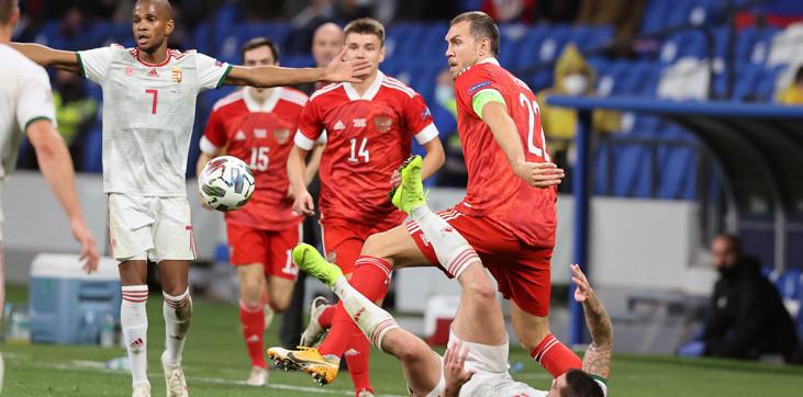 Известны коэффициенты на матчи России с Молдовой, Турцией и Сербией