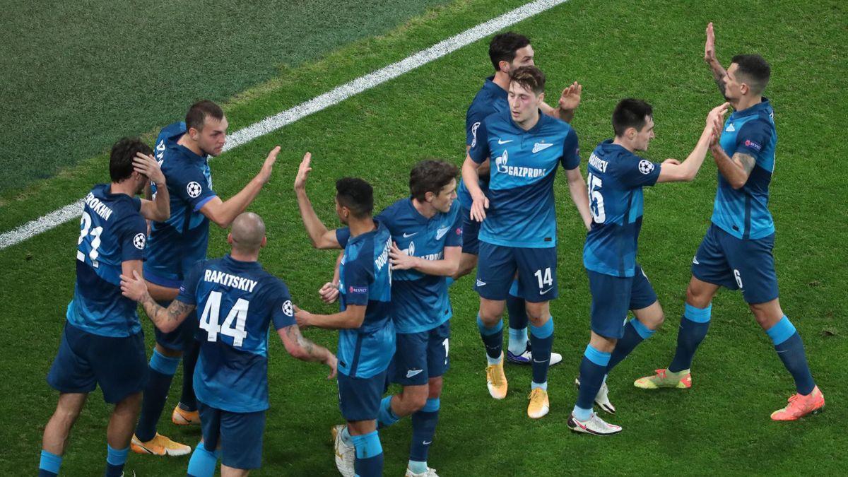 Букмекеры оценили шансы российских клубов на плей-офф ЛЧ после 3 туров