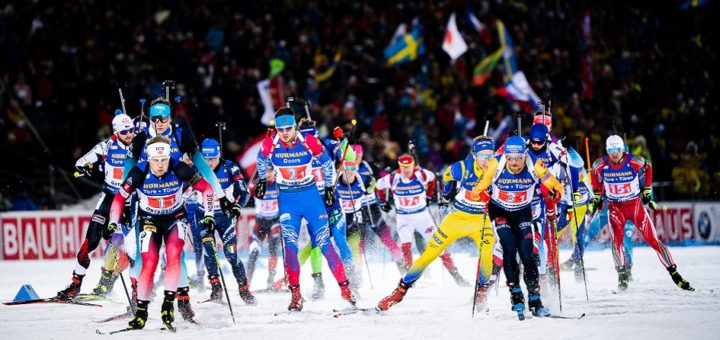 IBU Biathlon World Cup 2019 - Ostersund