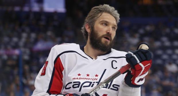 Овечкин входит в число фаворитов на титул лучшего бомбардира сезона НХЛ