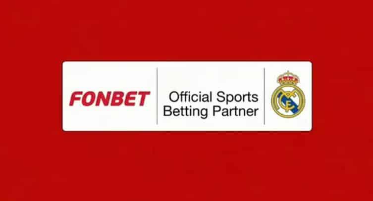 «Фонбет» стал официальным партнером мадридского «Реала» в СНГ