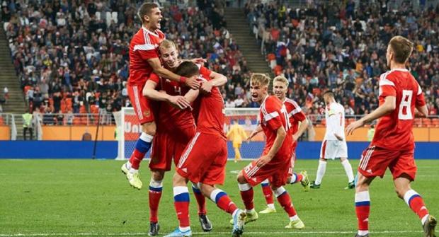 Букмекеры оценили шансы молодежной сборной России на Евро-2021