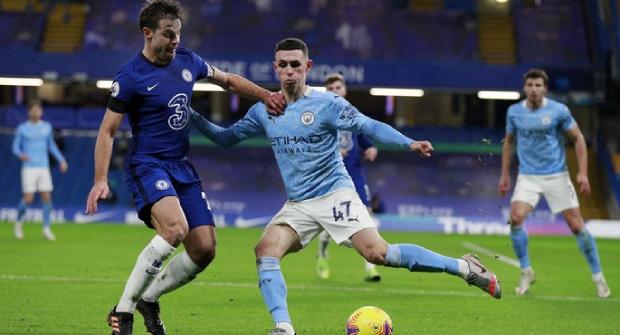 «Манчестер Сити» считается фаворитом финала Лиги чемпионов