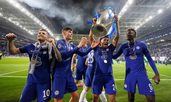 «Челси» является букмекерским фаворитом Суперкубка УЕФА-2021