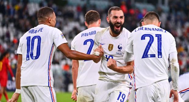 Winline считает Францию фаворитом финала Лиги наций 2020/2021